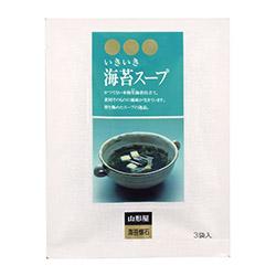 いきいき海苔スープ