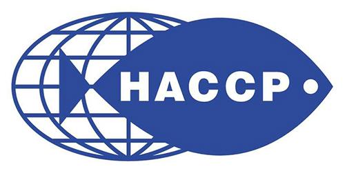 HACCP承認マーク